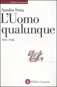 L' Uomo Qualunque 1944-1948