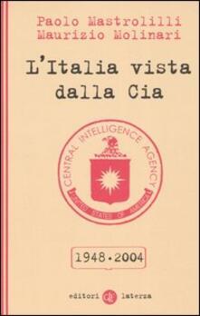 Associazionelabirinto.it L' Italia vista dalla Cia 1948-2004 Image