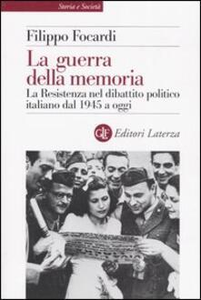 La guerra della memoria. La Resistenza nel dibattito politico italiano dal 1945 a oggi.pdf