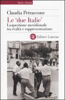 Le «due Italie». La questione meridionale tra realtà e rappresentazione.pdf