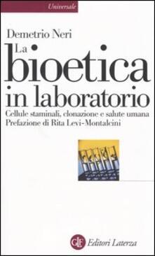 Ilmeglio-delweb.it La bioetica in laboratorio. Cellule staminali, clonazione e salute umana Image