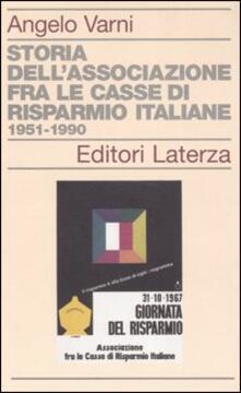 Cefalufilmfestival.it Storia dell'associazione fra le Casse di Risparmio italiane 1951-1990 Image