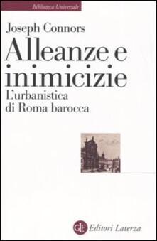 Lpgcsostenible.es Alleanze e inimicizie. L'urbanistica di Roma barocca Image