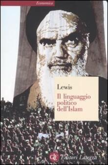 Voluntariadobaleares2014.es Il linguaggio politico dell'Islam Image