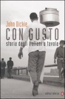 Squillogame.it Con gusto. Storia degli italiani a tavola Image