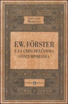 F.W. Förster e la crisi dellanima contemporanea.pdf