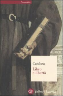 Listadelpopolo.it Libro e libertà Image