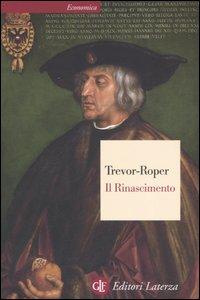 Libro Il Rinascimento Hugh Trevor-Roper