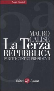 Listadelpopolo.it La terza repubblica. Partiti contro presidenti Image