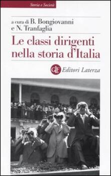 Filmarelalterita.it Le classi dirigenti nella storia d'Italia Image
