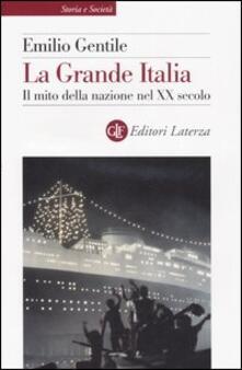 Equilibrifestival.it La Grande Italia. Il mito della nazione nel XX secolo Image
