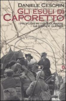 Equilibrifestival.it Gli esuli di Caporetto. I profughi in Italia durante la grande guerra Image