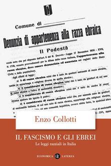 Premioquesti.it Il fascismo e gli ebrei. Le leggi razziali in Italia Image