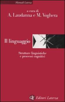 Daddyswing.es Il linguaggio. Strutture linguistiche e processi cognitivi Image