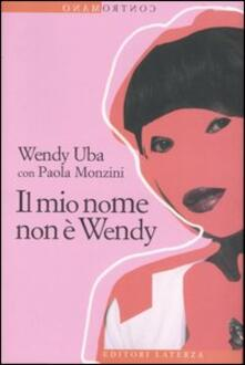 Lpgcsostenible.es Il mio nome non è Wendy Image