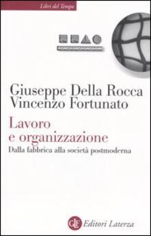 Lavoro e organizzazione. Dalla fabbrica alla società postmoderna.pdf