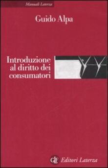 Daddyswing.es Introduzione al diritto dei consumatori Image
