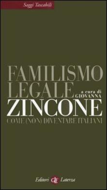 Familismo legale. Come (non) diventare italiani.pdf
