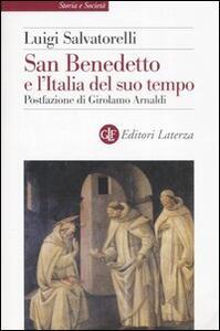 San Benedetto e l'Italia del suo tempo
