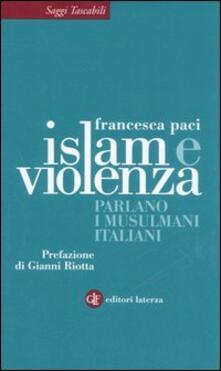 Criticalwinenotav.it Islam e violenza. Parlano i musulmani italiani Image