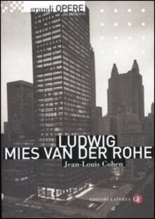 Ludwig Mies van der Rohe - Jean-Louis Cohen - copertina