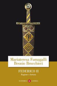 Foto Cover di Federico II, Libro di M. Fumagalli Beonio Brocchieri, edito da Laterza