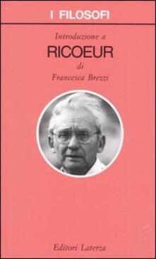 Writersfactory.it Introduzione a Ricoeur Image