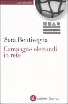 Promoartpalermo.it Campagne elettorali in rete Image