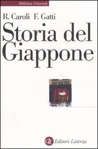 Storia del Giappone - Rosa Caroli,Francesco Gatti - copertina