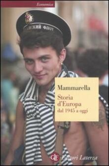Premioquesti.it Storia d'Europa dal 1945 a oggi Image