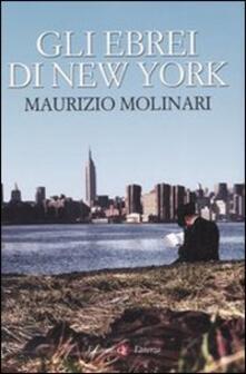 Osteriacasadimare.it Gli ebrei di New York Image