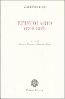 Filippodegasperi.it Epistolario (1790-1817) Image