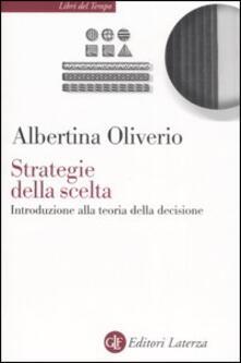 Luciocorsi.it Strategie della scelta. Introduzione alla teoria della decisione Image