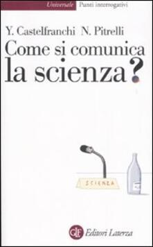 Come si comunica la scienza?.pdf