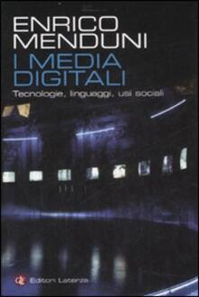 Chievoveronavalpo.it I media digitali. Tecnologie, linguaggi, usi sociali Image