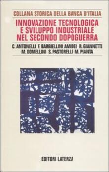 Librisulladiversita.it Innovazione tecnologica e sviluppo industriale nel secondo dopoguerra Image
