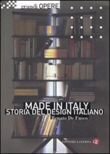 Filippodegasperi.it Made in Italy. Storia del design italiano Image