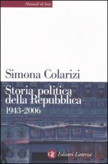 Amatigota.it Storia politica della Repubblica. Partiti, movimenti e istituzioni 1943-2006 Image