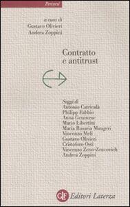 Libro Contratto e antitrust