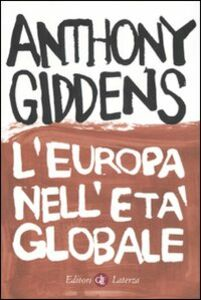 Libro L' Europa nell'età globale Anthony Giddens