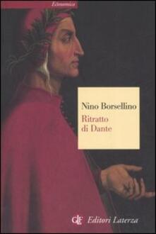 Ritratto di Dante - Nino Borsellino - copertina