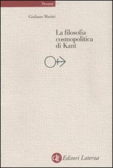 Nordestcaffeisola.it La filosofia cosmopolitica di Kant Image