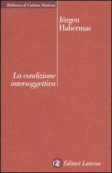 Listadelpopolo.it La condizione intersoggettiva Image