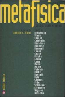 Rallydeicolliscaligeri.it Metafisica. Classici contemporanei Image
