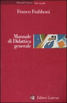 Associazionelabirinto.it Manuale di didattica generale Image