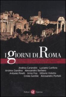 Osteriamondodoroverona.it I giorni di Roma Image