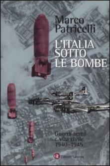 Fondazionesergioperlamusica.it L' Italia sotto le bombe. Guerra aerea e vita civile 1940-1945 Image