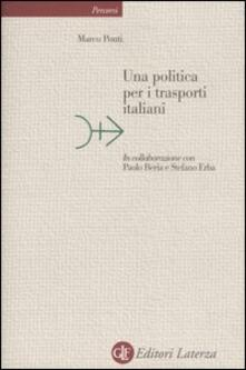 Vastese1902.it Una politica per i trasporti italiani Image