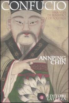 Winniearcher.com Confucio. Una vita di pensiero e politica Image