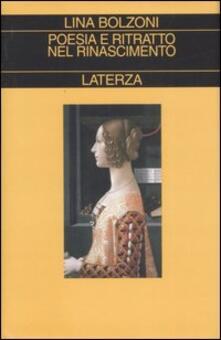 Antondemarirreguera.es Poesia e ritratto nel Rinascimento Image